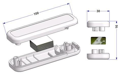 Aviso importante con respecto a nuestros contrapesos rectangulares 16x30x100mm