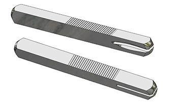 Ferro a cremagliera 7x60 e 7x75