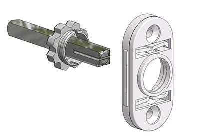 rosetta dk atp 30x60 con ferro rivestito