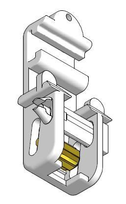 Nuovi accessori per tende atp articoli tecnici per la for Cucire tende a vetro