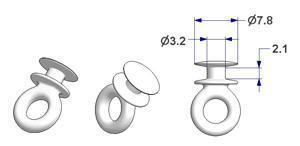 Zubeh 246 R F 252 R Gardinen Gleiter Atp Technische Artikel