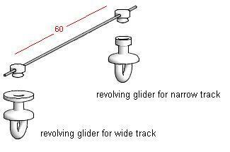 wave gliders, ripplefold gliders, koordglijders, chain gliders,  kettengleiter