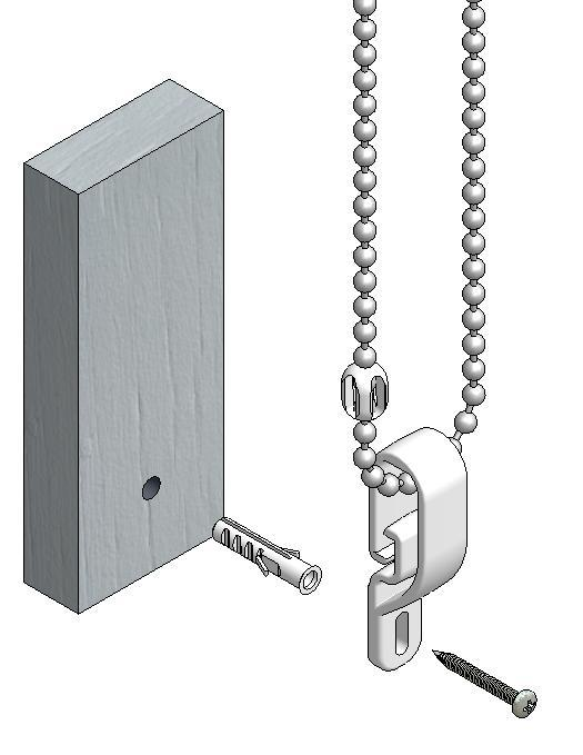 flex passacorda guidacorda fissacorda sicurezza bambini EN 13120 tendicorda dispositivo tensione catenella corda child safety cord chain tensioning tension device tensioner ball chains internal blinds atp italy.JPG